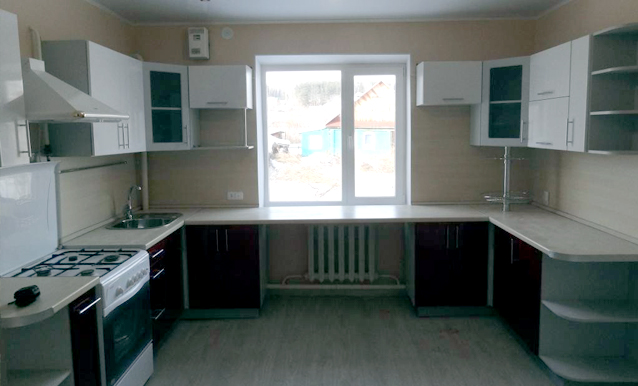 Окно для кухни