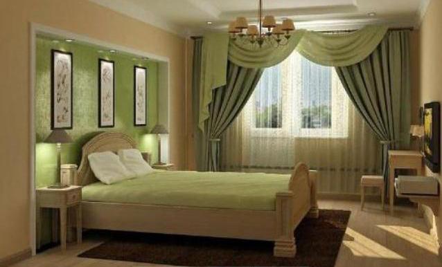 Окно для спальни
