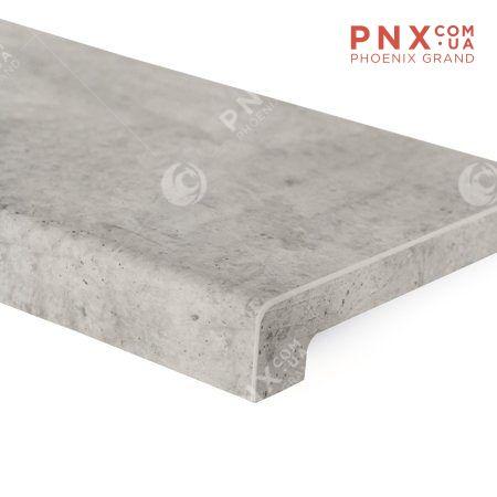 Подоконник - Alber Elite, бетон чикаго 1100 мм