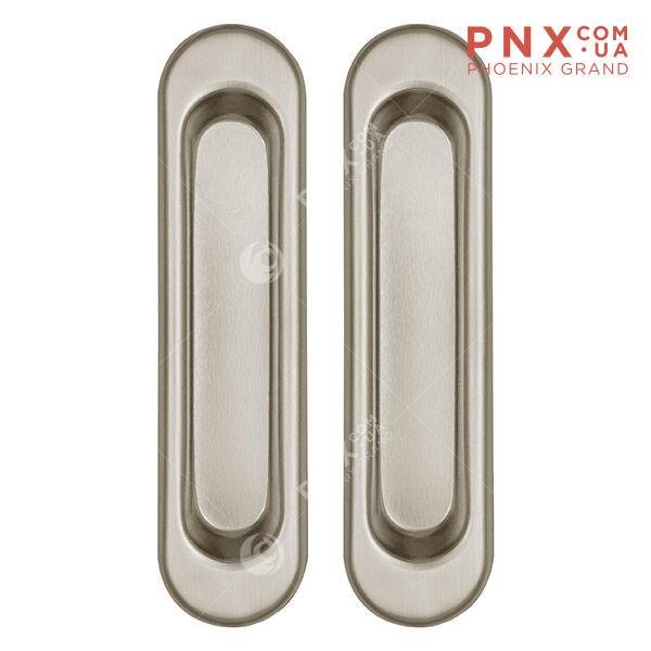 Ручки для раздвижных дверей Soft LINE SL-010 SN PUNTO