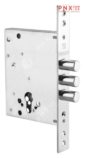 Корпус врезного замка V25/C-60.00.3R16 FUARO (для металлических дверей)