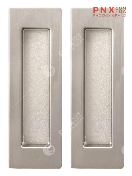 Ручка для раздвижных дверей SH010 URB SN-3 Матовый никель ARMADILLO