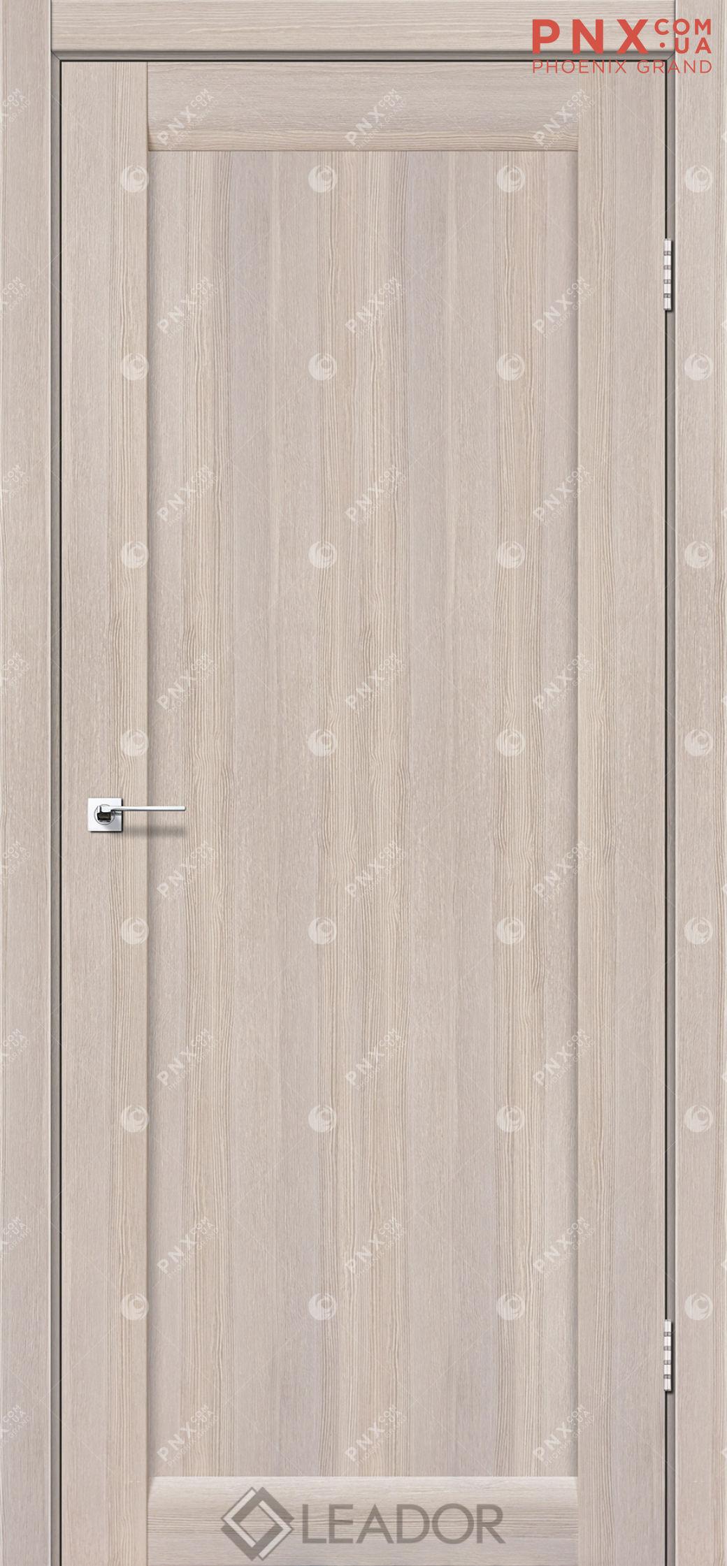 Межкомнатная дверь LEADOR Bavaria, Монблан, Глухое