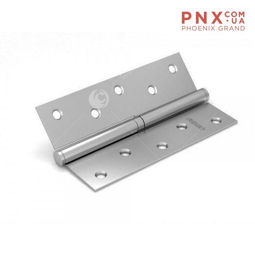 Петля съемная 213-4 100x62x2,5 PN left (перл. никель) левая FUARO (накладные (карточные))