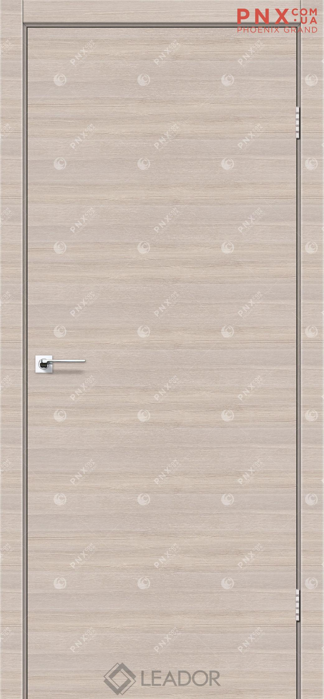Межкомнатная дверь LEADOR Asti, Монблан, Глухое