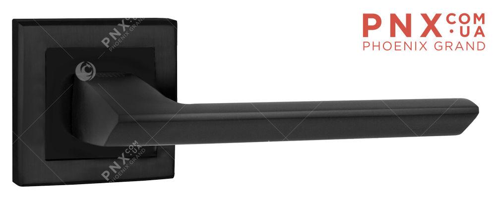 Ручка раздельная BLADE QL BL-24 черный PUNTO (на раздельном основании)