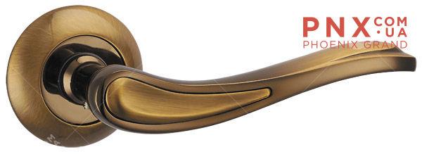 Ручка раздельная SALSA TL CFB-18 кофе глянец PUNTO (на раздельном основании)