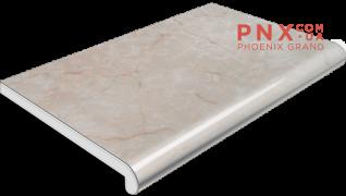 Подоконник Plastolit, цвет мармур глянец 500 мм