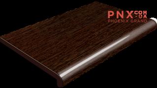 Подоконник Plastolit, цвет венге матовый 400 мм