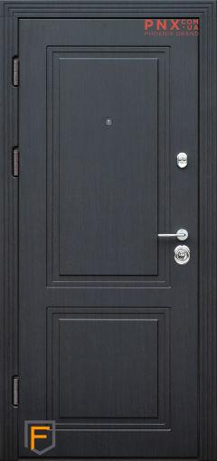 Входная дверь Форт Нокс, Стандарт, мдф/мдф венге южное DG-44