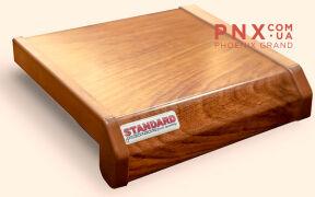 Подоконник Данке Standart, цвет золотой дуб, матовый 150мм