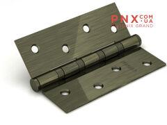 Петля универсальная 4BB 125x75x2,5 AB (бронза) FUARO (накладные (карточные))