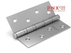 Петля универсальная 4BB 125x75x2.5 PN (перл.никель) FUARO (накладные (карточные))