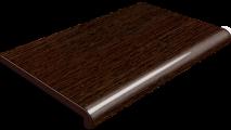 Подоконник Plastolit, цвет венге матовый 300 мм