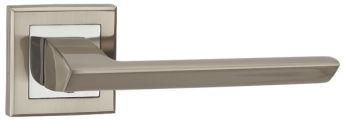 Ручка раздельная BLADE QL SN/CP-3 матовый никель/хром PUNTO (на раздельном основании)