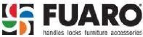 Ручка раздельная FLASH DM CF-17 кофе FUARO - Изображение 1