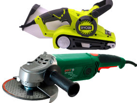 Шлифовочные и полировальные машины
