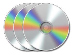 Компакт диски и дискеты